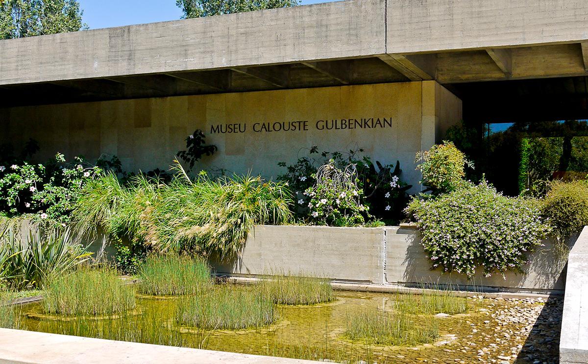 Museu Calouste Gulbenkian, Lisbon (Lisboa)