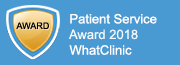 whatsclinic badge